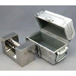 村上衡器 ステンレス製 まくら型分銅(ケース入り) M2級 1kg