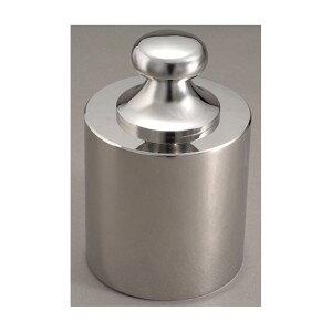 大正天びん(新光電子) JISマーク付 基準分銅型円筒分銅 (非磁性ステンレス) F1級(特級) 1kg F1CSB-1KJ