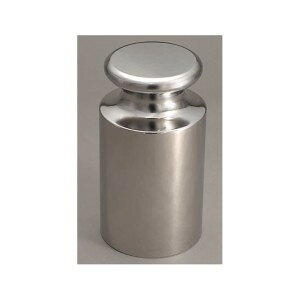 大正天びん(新光電子) OIML型円筒分銅 (非磁性ステンレス) M1級(2級) 1kg M1CSO-1K