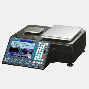 TERAOKA 寺岡精工 カウンティングスケール プリンター無し DC-350II K2/K10 (秤量:2kg/10kg)