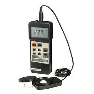 CUSTOM カスタム デジタル照度計 LX-105