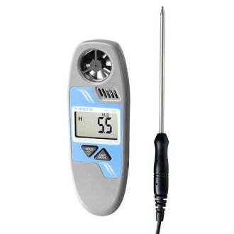SATO Sato meter anemometer mini-PC-53D 7650-20