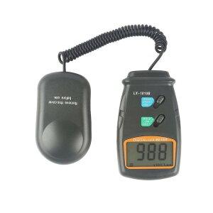 デジタル照度計 最大50000Luxまで計測可 ケース付 ハンディサイズ ルクスメーター LST-LX-1010B