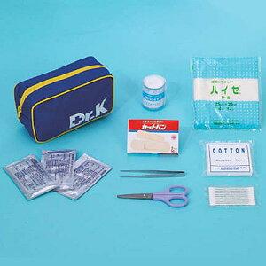 防災用品 救護用品 救護セット 救急セットDr.K(ベルトポーチ型)