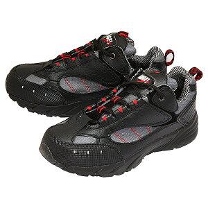 《限定セール》 エンゼル 先芯入りスニーカー  安全靴 ブラック A150