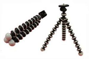 【Life Style−EC】多関節式三脚 たくさんの関節で、思い通りの設置が可能【ベビーモニター】(532P26Feb16)