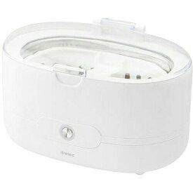 超音波洗浄機 ソニクリア ホワイト UC-500WT(1台) 超音波洗浄機 メガネ 時計 貴金属 入れ歯 シェーバー 花粉対策 ドリテック