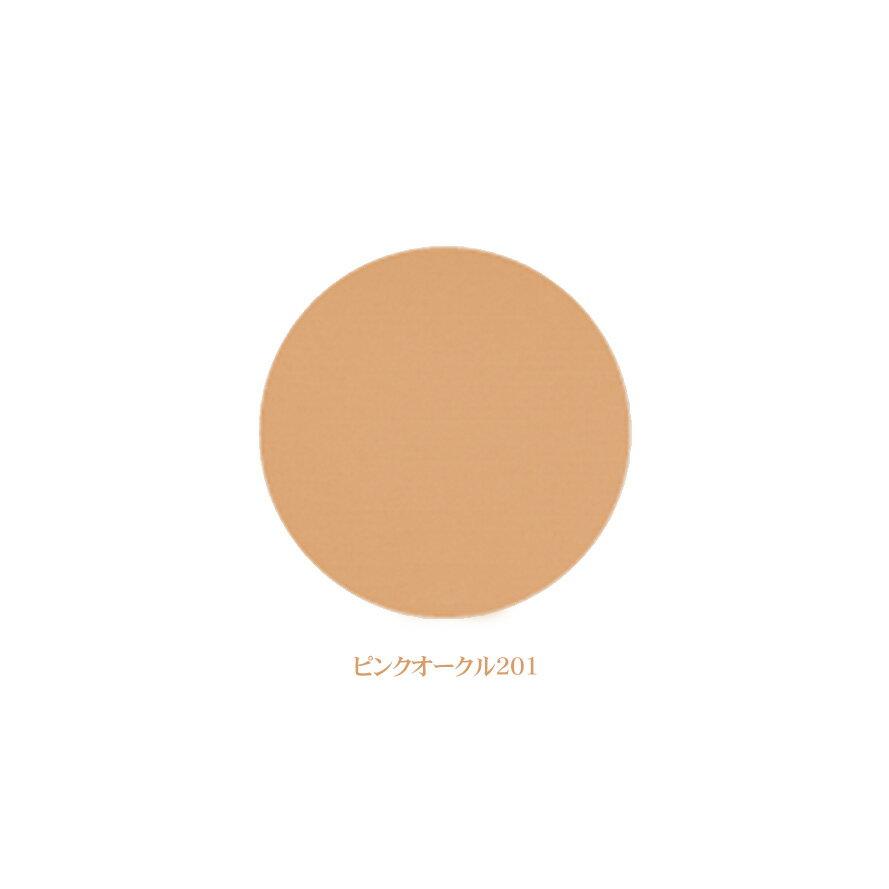 ポリシー化粧品 ツーウェイUV レフィル201号(ピンクオークル201)