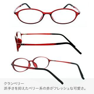 【クーポンあり】老眼鏡女性おしゃれ男性老眼鏡に見えない35歳からのスマホ老眼鏡オーバルリーディンググラスブルーライトカット軽量スマホ老眼「アイウェアエアオーバル4色」