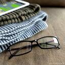 老眼鏡 スクエア 5色 老眼鏡に見えない 35歳からのスマホ老眼鏡 ブルーライトカット 35% レディース メンズ 女性用 男…