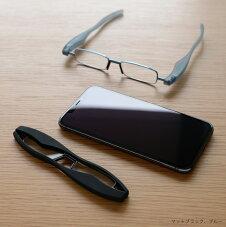 新色折りたたみ携帯コンパクト老眼鏡レンズが大きくなった新型ポッドリーダースマートプラスノーズパッドつき全2色鼻あてスマホ老眼鏡おしゃれ軽量レディースメンズ女性用男性用ユニセックスPodreader父の日プレゼントギフト