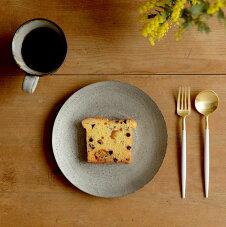 クチポールGOAホワイトゴールドデザートフォーク・スプーンセットゴアデザートフォークデザートスプーン各1本カトラリーセット
