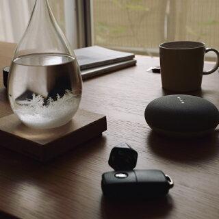 ペロカリエンテ(Perrocaliente)テンポドロップTempoDropストームグラスしずく型インテリア飾り結晶北欧おしゃれ天気予報男性女性贈り物雑貨ガラスギフト