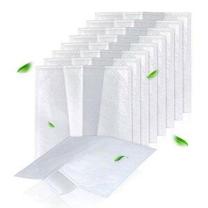 LANMU 掃除機 紙 パック 紙パック for アイリスオーヤマ 軽量 スティッククリーナー 別売掃除機用紙パック 25枚セット 使い捨てダストパック ホワイト アイリスオーヤマIC-SLDC1/IC-SLDC4/IC-SLDCP5/IC-