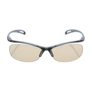 色:ネイビー サイズ:リムレス エレコム ブルーライト対策眼鏡 日本製 超吸収 ブラウンレンズ ネイビー OG-YBLP01NV