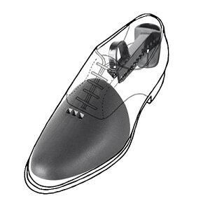 サイズ:2足セット シューキーパー シューツリー メンズ 2足セット 23.5-31.5cm対応 調節でき 革靴 形 シワ伸ばし・型崩れ防止 シューズキーパー 日本語説明書付き
