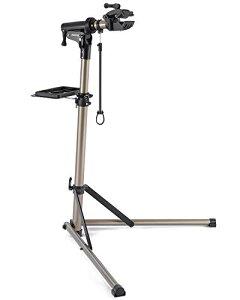 色:RS100 ROCES 自転車 メンテナンススタンド 安定感抜群 高さ調節 角度調節 ワークスタンド 折りたたみ式 工具トレー付 軽量 コンパクト 収納、持ち運びに便利(RS-100)