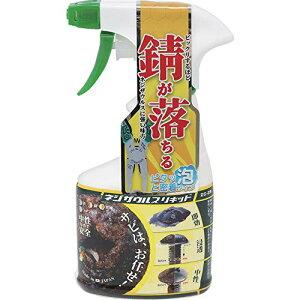 サイズ:泡タイプ(250g) エンジニア ネジザウルスリキッド 錆取り剤 泡タイプ 250g 中性で安心安全 ZC-29