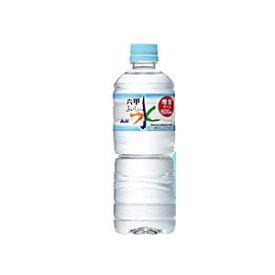 アサヒ 六甲のおいしい水 PETボトル600ml×24本(アサヒ飲料)【送料756円(北海道沖縄は1620円】