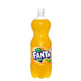 ファンタ オレンジ 1.5Lペット×8  (日本コカ・コーラ)【2ケース目は100円値引き】