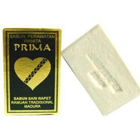 プリマサリラペソープ(女性 レディース デリケートゾーン におい 臭い ジャムウ 角質 黒ずみ 体臭 石けん せっけん 固形 ボディソープ 天然成分 口コミ 人気)