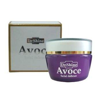 Dr.SHINE AVOCE (ドクターシャイン avoice) facial skin care cream (50 g) / Casey / wrinkles / nasolabial Crow Hari / gloss / stain protection / anti-aging ingredient / vitamin A/fs3gm