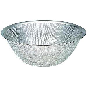 柳宗理 パンチングストレーナー 27cmストレーナー コランダー ざる バスケット ザル ステンレス かご カゴ 調理 調理器具