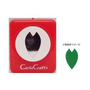 Carla Craft(カーラクラフト) ミドルサイズ クラフトパンチ サクラA クラフトパンチ 型抜き 文具 大 星 丸 サークル