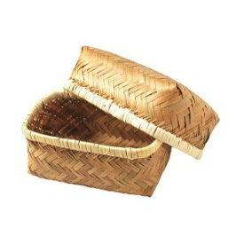 竹アジロ弁当箱(深型)小 /弁当箱/和モダン/和風/2段/木製/おにぎり/おむすび/人気/ランチボックス/ランチケース/