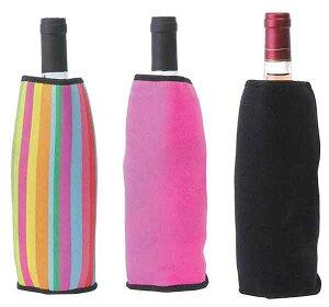 ワインボトルクーラースリーブ ワインクーラー ワイングッズ 温度計 シャンパンクーラー パーティークーラー キャンプ ピクニック アウトドアパーティー アイスクーラースリーブ