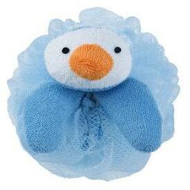 マーナ 背中も洗えるシャボンボール アニマル ペンギン 【あす楽】【HLS_DU】