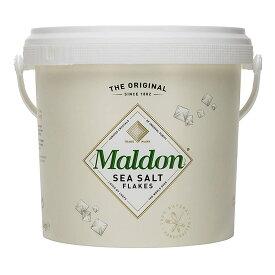 【500円OFFクーポン配布中!】マルドン シーソルト 1.4kg maldon イギリスの塩