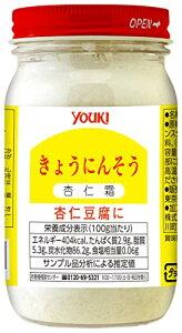 ユウキ食品 杏仁豆腐の素 杏仁霜 (きょうにんそう) アーモンドパウダー 150g