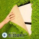 壁面緑化 壁面緑化パネル 40×60cm モス グリーンウォール ウォールグリーン プリザーブド グリーンパネル 壁掛け 防…
