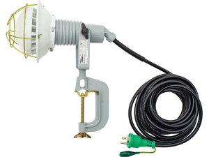 日動工業 AFL-E2010J LEDエコビック投光器(取付枠タイプ) 20W アース付 電線長10m