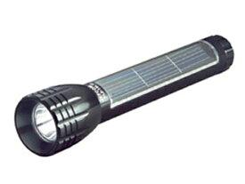 ジェフコム LEDハンディライト(ソーラー充電式) PLZ-1SL