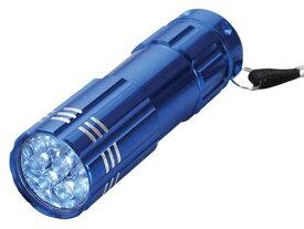LEDライト LED9トーチII ブルー セーブインダストリー  SV-2607