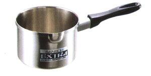 【日本製】エクストラ ミルクパン 14cm キッチン用品 食器 調理器具 鍋 フライパン 片手鍋 〜20cm IH/ガス両方対応 霜龍器物 シモリュウ 燕三条