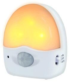 【防犯グッズ】 【豊光】LED感知センサーライト BS-973 安全ライト led センサーライト 防犯ライト ledライト