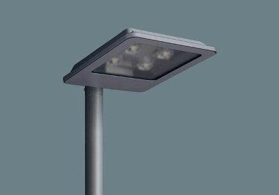 ◆受注品Panasonicパナソニックポール取付型LED(アカルミナホワイト色)モールライト明光色・ワイド配光防まつ型・タイマー段調光・定格出力初期光束補正型アカルミナパネル付型水銀灯100形1灯器具相当200形