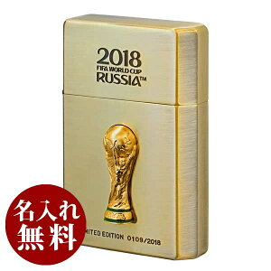 GEAR TOP ギアトップ フリントオイルライター ワールドカップ GEAR TOP ギアトップ FIFA WORLD CUP RUSSIA 2018 ワールドカップ ロシア 2018WC LTD-JAN 日本