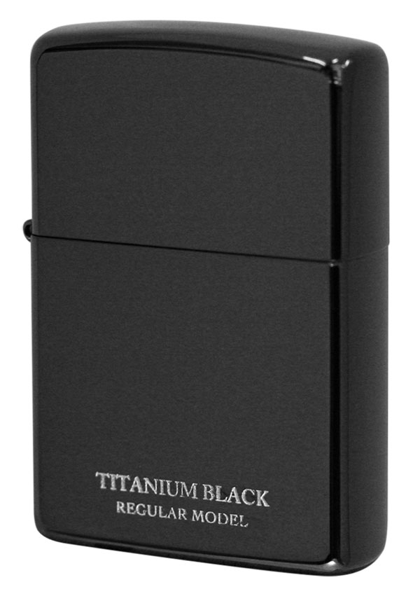 Zippo ジッポー チタンシリーズ Titanium series 20-BKTT zippo ジッポライター オプション購入で名入れ可