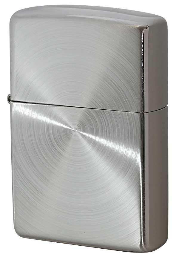 Zippo ジッポー スターリングシルバー 純銀 15-SPIN zippo ジッポ ライター オプション購入で名入れ可