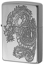 Zippo ジッポー 和柄 龍 Japanese pattern Dragon 2SV-WDR3 zippo ジッポ ライター オプション購入で名入れ可