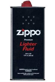 Zippo純正オイル大缶 355ml 消耗品