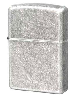 Zippo ジッポー US直輸入・121FB Antique Silver zippo ジッポライター オプション購入で名入れ可