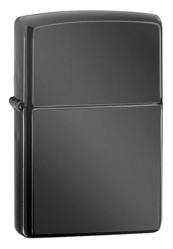 Zippo ジッポー No.24756 EBONY エボニー・漆黒 zippo ジッポライター オプション購入で名入れ可