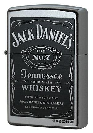 Zippo ジッポー 24779 Jack Daniel's Label zippo ジッポ ライター オプション購入で名入れ可