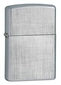 Zippo ジッポー Linen Weave 28181 zippo ジッポライター オプション購入で名入れ可 メール便可