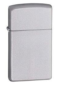Zippo ジッポー Satin Chrome No.1605 zippo ジッポ ライター オプション購入で名入れ可